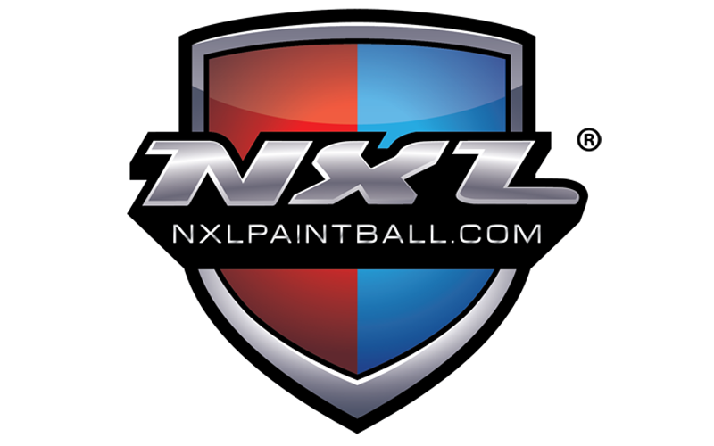 Official National XBall League (NXL) paintball event field layouts